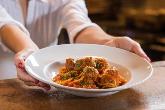 Tsawwassen, Canada: Spaghetti & Meatballs