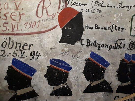 Student Jail (Studentenkarzer) : Some nice drawings