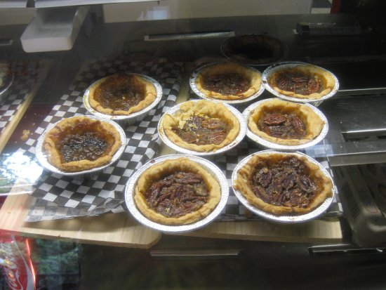 Chemainus, Kanada: Tarts are yummy.