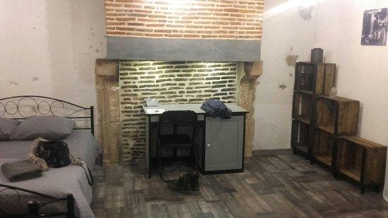 Romorantin, France: La chambre Grain de poivre