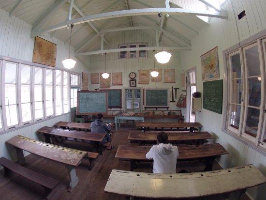 Herberton, Australia: In der Schule