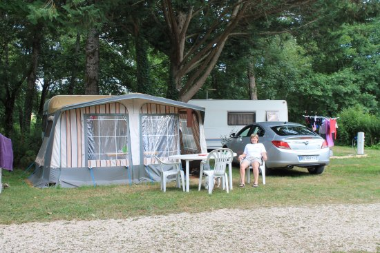 Le Change, France: caravane à louer pour des vacances traditionnelles