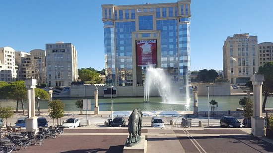 Esplanade d 39 europe montpellier all you need to know - Piscine place de l europe montpellier ...