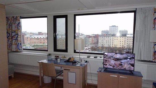 Scandic Hakaniemi: Superior room #904