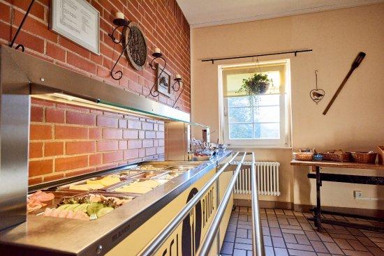 Freusburg, Allemagne : Speisesaal