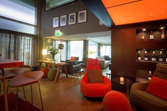 Foto de altera hotel oldenburg wohnlounge tripadvisor for Designhotel rosenbohm