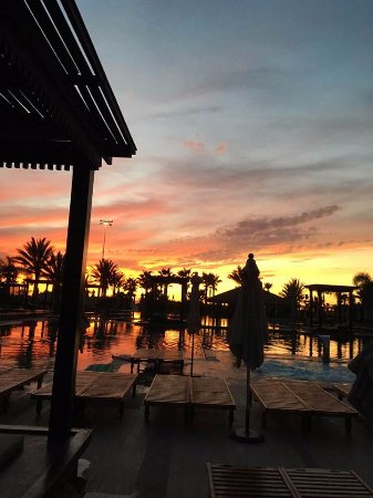 Hotel Riu Palace Tikida Agadir: The sunsets are absolutely spectacular