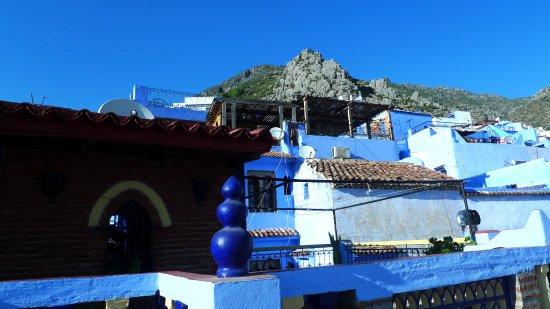 Hostal Guernika : dalla terrazza del Gernica
