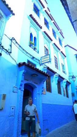 Hostal Guernika: ingresso del Gernica