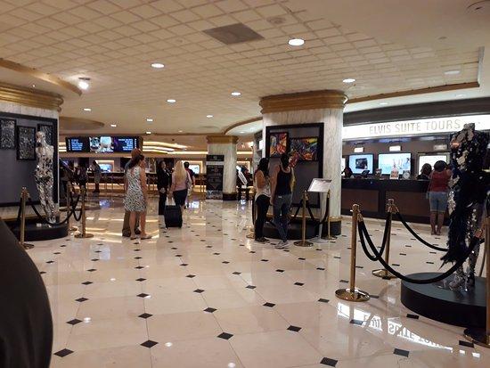 Hotel Lobby Picture Of Westgate Las Vegas Resort Casino Las Vegas Tripadvisor