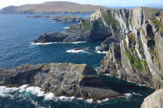 Portmagee, ไอร์แลนด์: Kerry Cliffs