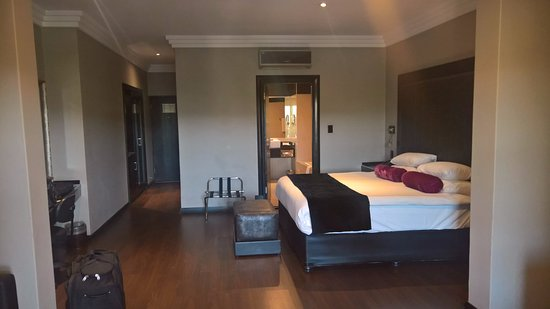Centurion, Νότια Αφρική: First room for the weekend stay
