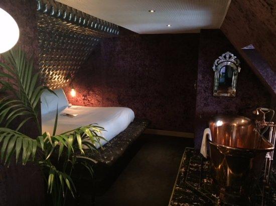 The Crazy Bear Hotel - Stadhampton: Superior room 9