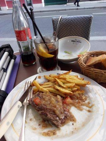 Bistrot Richelieu : Très bon plat...