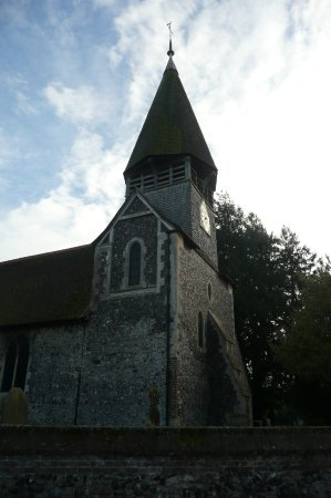 Worth, UK: Church