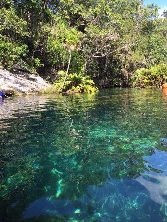 Юкатан, Мексика: Le cenote