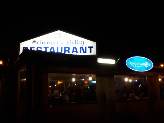 Port Shepstone, Νότια Αφρική: Schooners Galley Seafood Restaurant