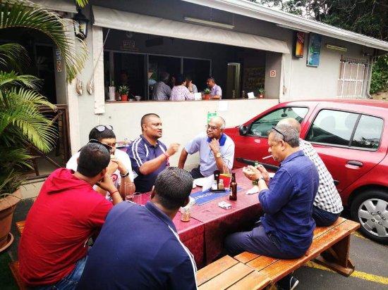 Port Shepstone, Sudáfrica: Schooners Galley Seafood Restaurant
