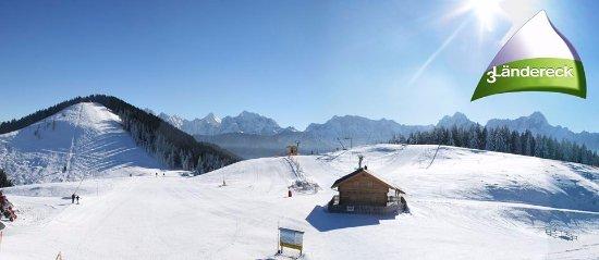 Arnoldstein, Austria: Dreiländereck! Kärnten - Italien - Slovenien