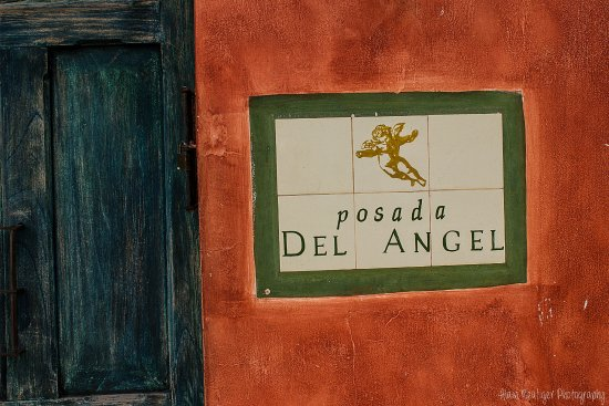 Posada Del Angel: Entrance