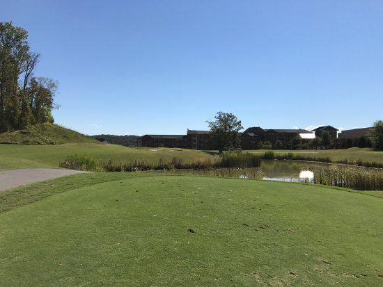 Sevierville Golf Club: hole 18 Highlands Course