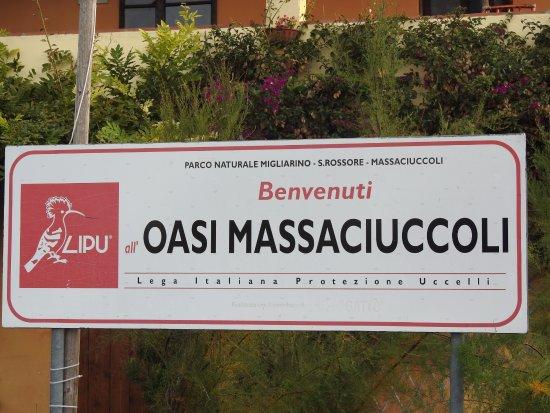 Massarosa, Italië: oasi