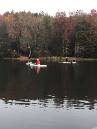 Lake Toxaway Picture