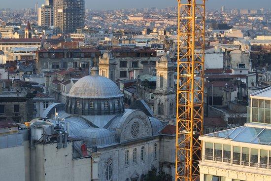 Window View - Picture of The Marmara Taksim, Istanbul - Tripadvisor