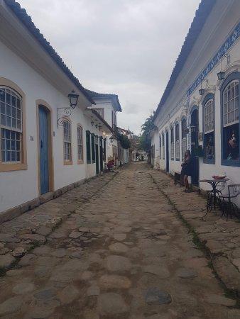 Pousada Morro do Forte: Centro histórico