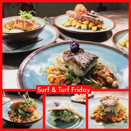 Mawdesley, UK: Surf N Turf - Friday from 5pm