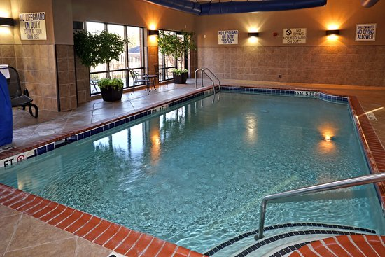 Comfort Suites Lexington: Indoor, Heated Pool