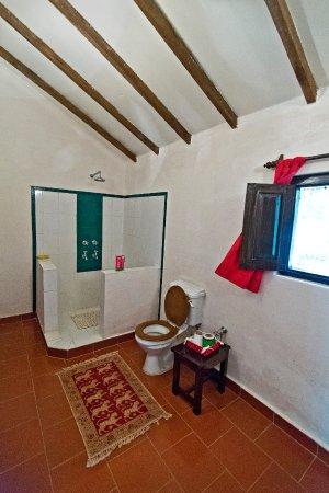 Kipling Camp: Bathroom