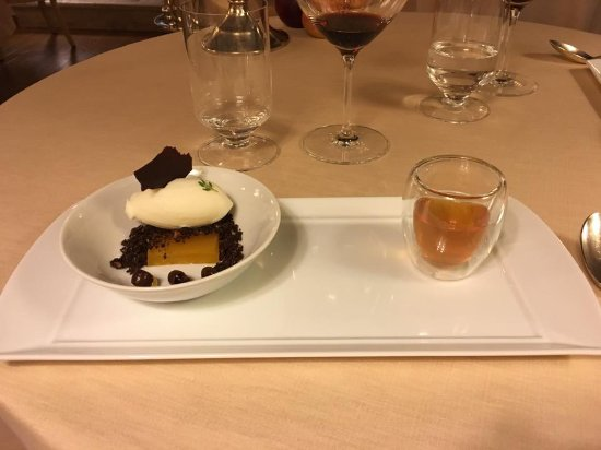 Монтемерано, Италия: dessert