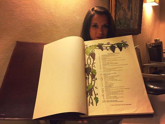 Montemerano, Italia: The bible!