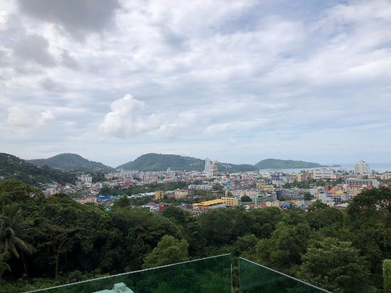 MAI HOUSE Patong Hill: view from MAi sky