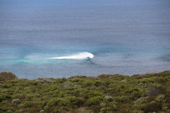 Dunsborough, Australia: View from the lighthouse