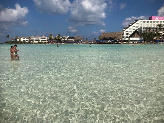 Marina La Bonita : Isla Mujeres