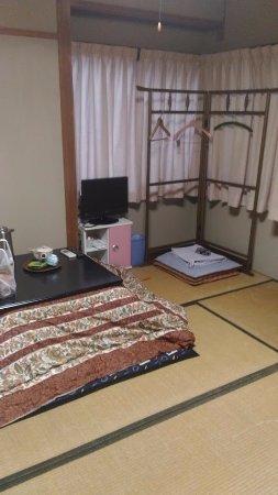 Kasaoka, ญี่ปุ่น: 昔ながらの和室