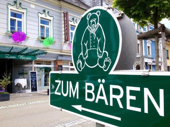 Kärnten, Österreich: Das Haus der Familie Trippolt am Hauptplatz in Bad St. Leonhard!