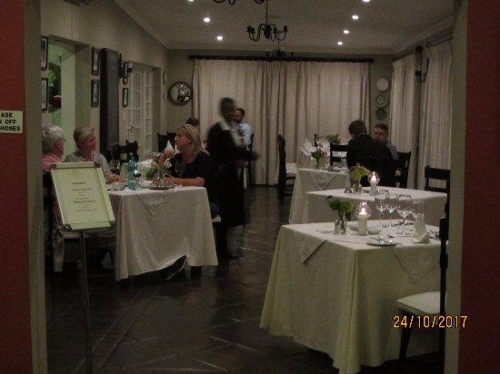 Fordoun Spa Hotel Restaurant: Dining room