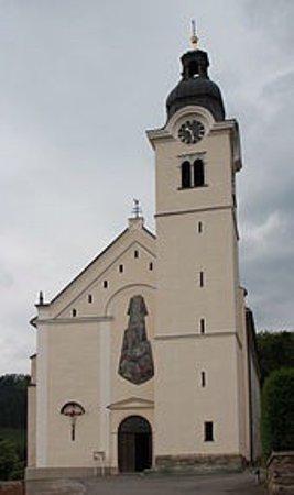 Bad Sankt Leonhard im Lavanttal, ออสเตรีย: Kunigund Kirche Bad St. Leonhard