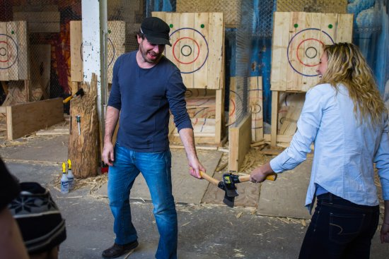 BATL | The Backyard Axe Throwing League