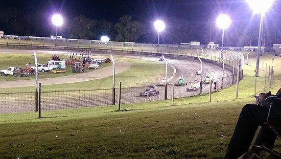 Mount Gambier, Australia: Borderline Speedway