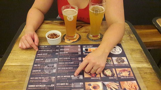 Ong Cao Craft Beer Photo