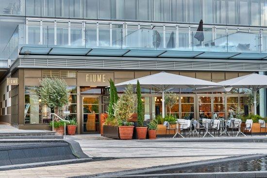 Fiume kuva fiume lontoo tripadvisor for Terrace 45 restaurant