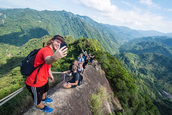 Taiwan Adventures: Selfies are important! :)