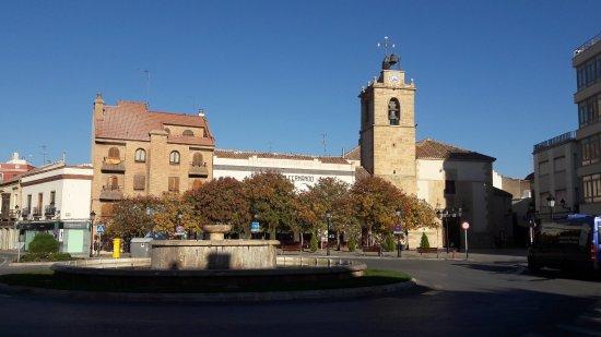 Parroquia Asuncion de Nuestra Senora: Iglesia de Ntra. Sra. de la Asunción, en Tomelloso