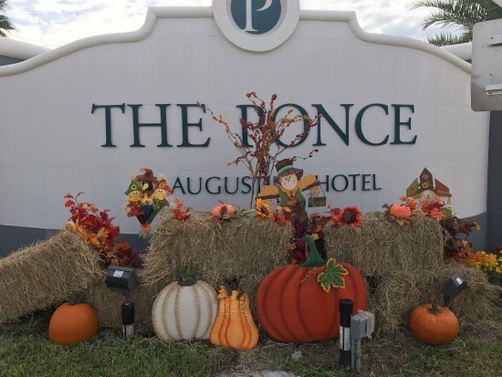 The Ponce St. Augustine Hotel