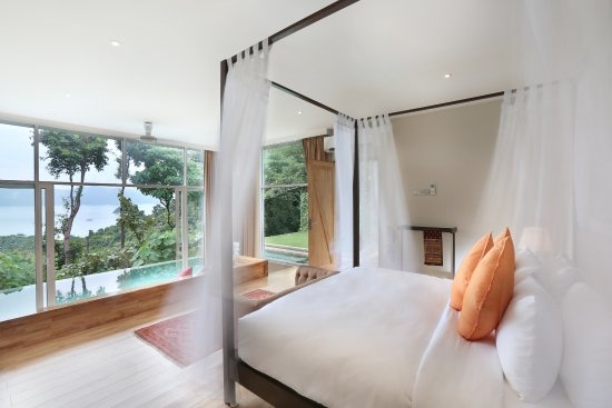 Langkawi District, Malaysia: Bedroom, Villa Kemarong