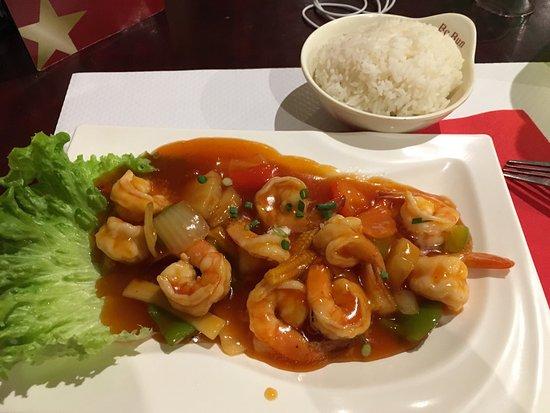 restaurant le bo bun dans bordeaux avec cuisine asiatique. Black Bedroom Furniture Sets. Home Design Ideas